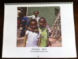 2014 M.O.R.E. Calendars!