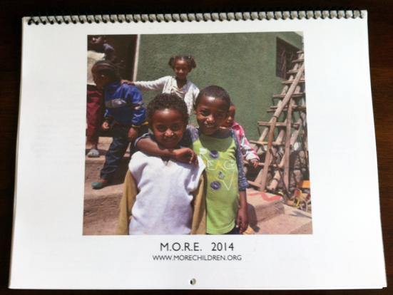 2014 MORE Calendar