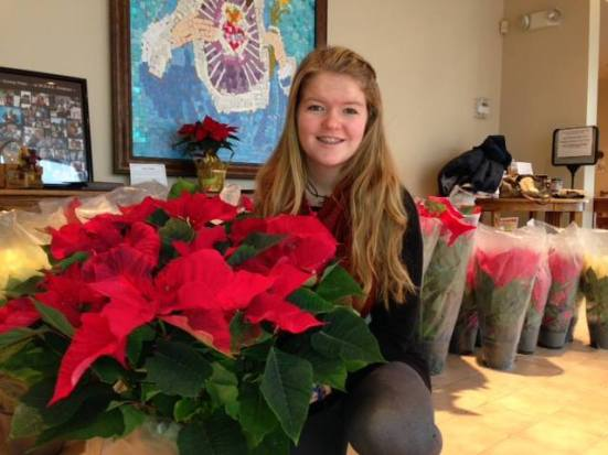 Medhen Orphan Relief Effort Poinsettia Sale 2013