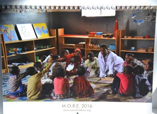 MORE 2016 Calendar