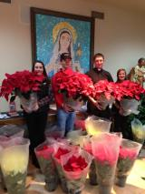 Annual Poinsettia Sale at St. Matthew's Another Success